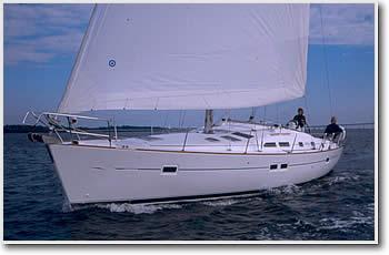Used Beneteau America 423 Cruiser Sailboat For Sale
