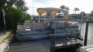 Used Premier Pontoons 201 Explorer Pontoon Boat For Sale