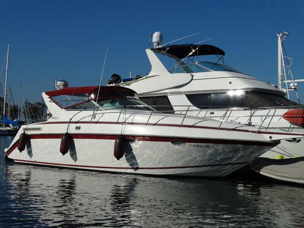 Used Baja Express Cruiser Boat For Sale