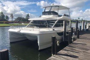 Used Aquila 48 Power Catamaran Boat For Sale