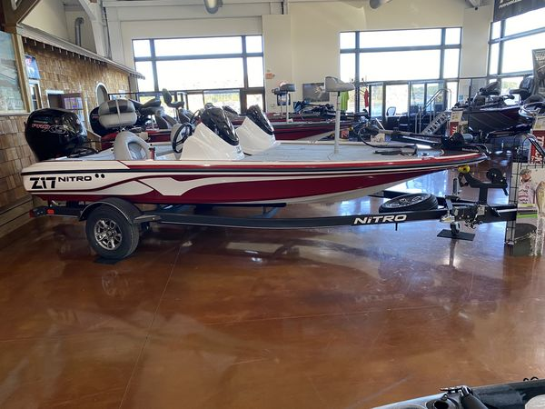 New Nitro Z17 Bass Boat For Sale