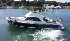 Used Hinckley Talaria 48 Flybridge Boat For Sale