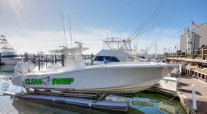 Used Yellowfin Saltwater Fishing Boat For Sale