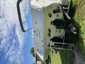 Used Baha Cruisers 340 Mach 1 Power Cruiser Boat For Sale