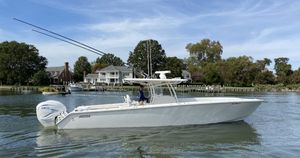 Used Jupiter 38 CC Center Console Fishing Boat For Sale