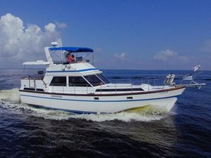 Used President 43 Double Cabin Aft Cabin Boat For Sale