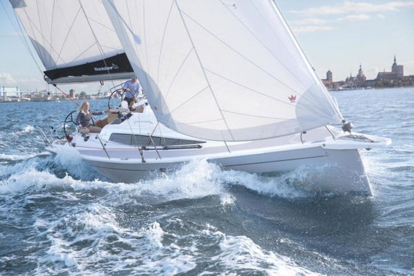 New Dehler 34 Racer and Cruiser Sailboat For Sale