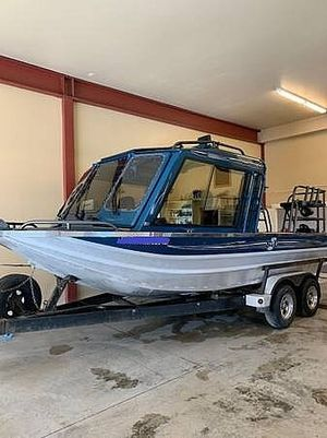 Used Bwc Short Mag 20 Jet Boat For Sale