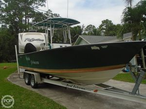 Used Seacraft Open Fish 23 Center Console Fishing Boat For Sale