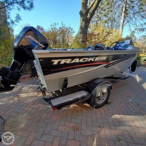 Used Tracker Targa V 175 Aluminum Fishing Boat For Sale