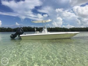 Used Shearwater 24LT Center Console Fishing Boat For Sale