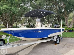 Used Sea Chaser Sea Skiff 19 Center Console Fishing Boat For Sale