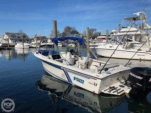 Used Wellcraft 23 Sports Fisherman Cruiser Boat For Sale