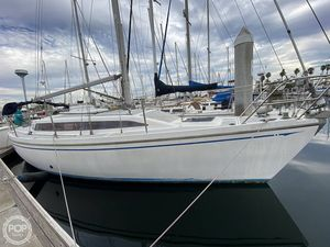 Used Lotus 9.5 31 Racer and Cruiser Sailboat For Sale