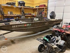 Used G3 Gator Tough Jon 18 Aluminum Fishing Boat For Sale