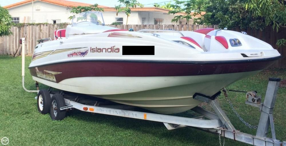 2003 used sea doo 22 islandia jet boat for sale 13 500 rh moreboats com