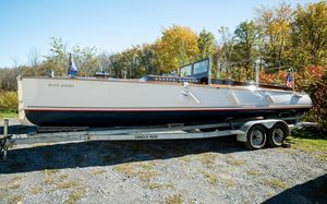 Used Antique Ditchburn Launch Antique and Classic Boat For Sale
