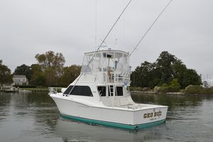 Used Cabo 35 Convertible Sports Fishing Boat For Sale