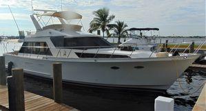Used Ocean Alexander Express Bridge Motor Yacht For Sale