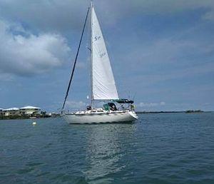 Used Islander 32 Sloop Sailboat For Sale