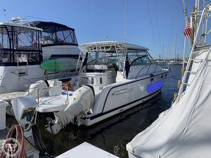 Used Glacier Bay 3470 Power Catamaran Boat For Sale