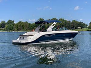 Used Sea Ray SLX 280 Bowrider Boat For Sale