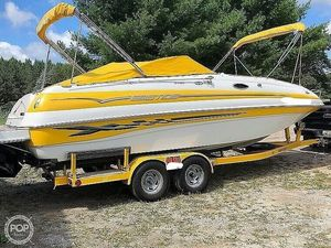Used Ebbtide 2400 Fun Deck Boat For Sale