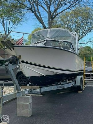 Used Albemarle 24 Sport Walkaround Fishing Boat For Sale