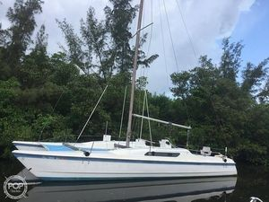 Used Macgregor 36 Catamaran Sailboat For Sale