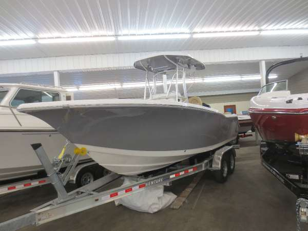 New Tidewater Boats 230 LXF Bowrider Boat For Sale