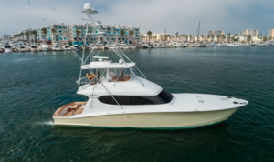 Used Hatteras Sport Fisher Sports Fishing Boat For Sale