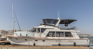 Used Ocean Alexander Pilothouse Boat For Sale