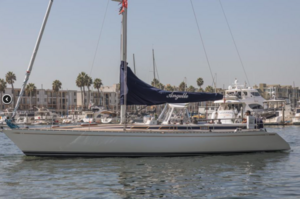 Used Nautor Swan MK 44 Racer and Cruiser Sailboat For Sale