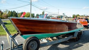 Used Antique HUgh Saint Antique and Classic Boat For Sale