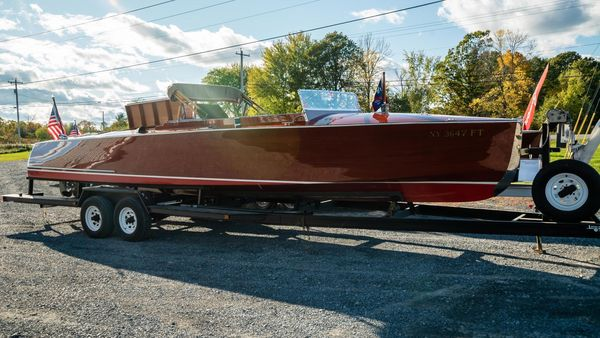 Used Antique John Ford Antique and Classic Boat For Sale