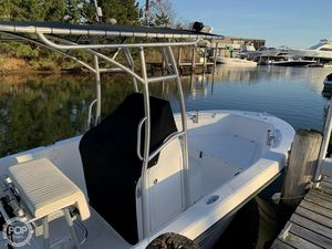 Used Angler 204 FX Limited Edition Center Console Fishing Boat For Sale