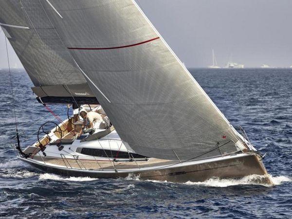 New Dehler 46 Racer and Cruiser Sailboat For Sale