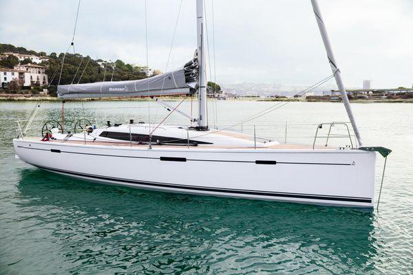 New Dehler 42 Racer and Cruiser Sailboat For Sale