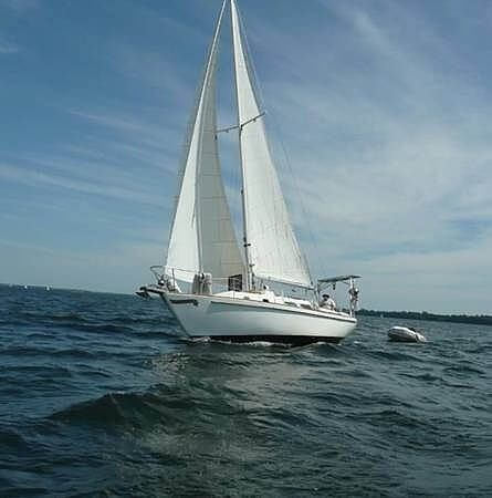 Used Pearson P35 Sloop Sailboat For Sale
