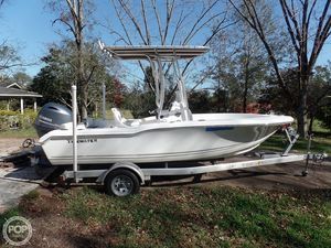 Used Tidewater 180cc Center Console Fishing Boat For Sale