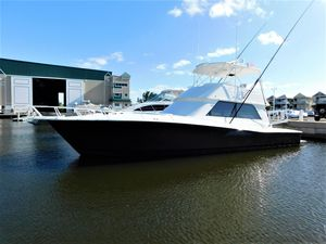 Used Viking 50 Convertible Flybridge Boat For Sale
