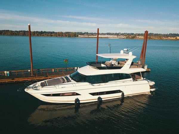 Used Prestige 680 Motor Yacht For Sale