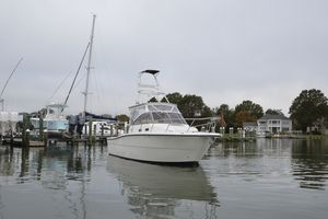 Used Rampage 30 Walkaround Express Sports Fishing Boat For Sale