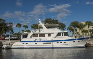 Used Transworld Flush Deck Motoryacht Motor Yacht For Sale