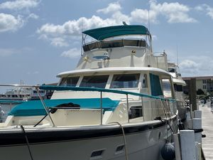 Used Hatteras Sport Fisherman Motor Yacht For Sale