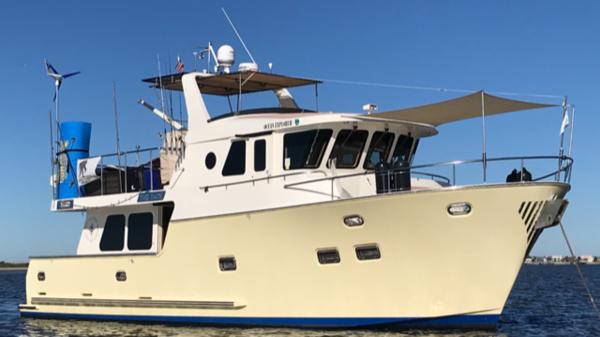 Used Northwest Pilothouse Boat For Sale