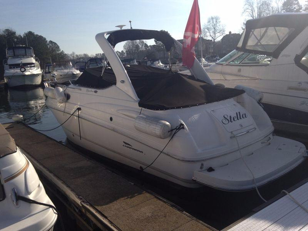 Used Chaparral 260 Signature Cuddy Cabin Boat For Sale