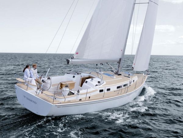 New Moody 41 Aft Cabin Cruiser Sailboat For Sale