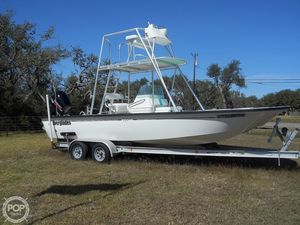 Used Everglades 250 CC Center Console Fishing Boat For Sale