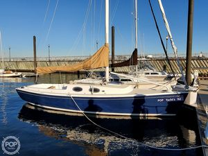 Used Schock Harbor 25 Sloop Sailboat For Sale